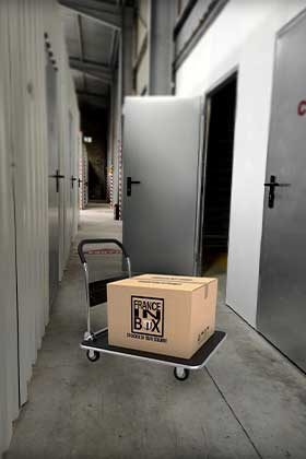 Garde Meuble à Sète - France In Box 004